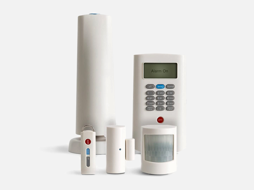 SimpliSafe Wireless Home Security.