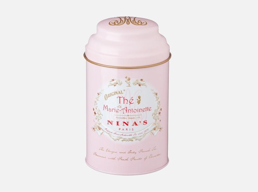 Tea L'Original MARIE-ANTOINETTE PINK TIN.