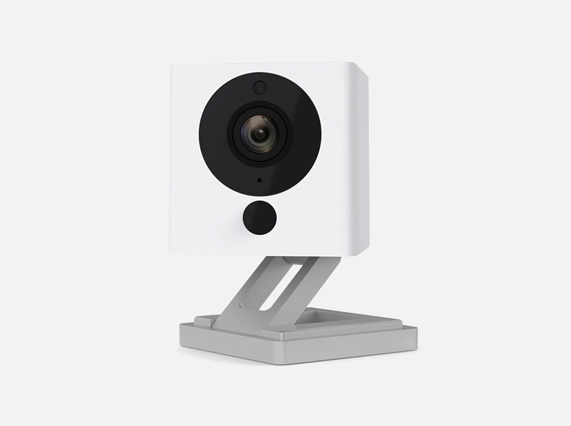 Wyze Cam 1080p HD Indoor Wireless Smart Home Camera with Night Vision.