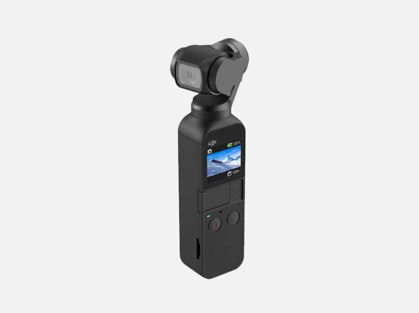 DJI Osmo Pocket.